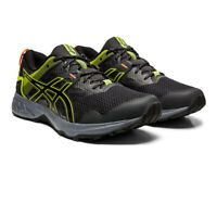 Asics Mens Gel-Sonoma 5 Trail Running Shoes Trainers Sneakers - Black Sports