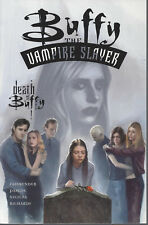 Buffy The Death of Buffy  SC TP  NEW  Dark Horse  BTVS  25% OFF