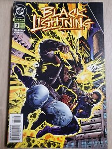 Black Lightning #3 FN 1995 DC Comic