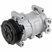 For Chevy S10 Blazer AC Compressor & 6-Groove A/C Clutch Replaces Delphi HT6 GAP