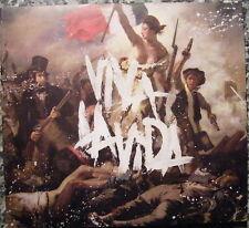 CD Coldplay / Viva La Vida Or Death And All His Friends – Rock  2008 Digi Pack
