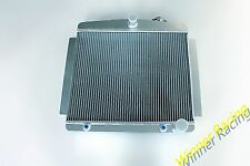 56MM RADIATOR FOR CHEVY HOT/STREET ROD CAR/SEDAN L6 AUTO 1949-1954 UP TO 700HP