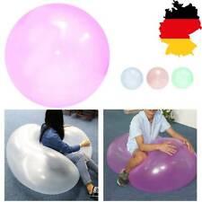 120cm Bubble Ball Aufblasbarer Riesenball Spielzeug Gummibälle geschenke DHL