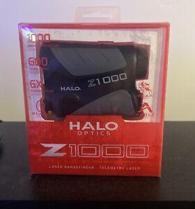 HALO Optics Z1000 Laser Rangerfinder 1000 Yards Reflective