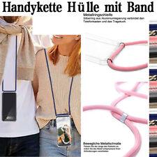 Umhänge Tragbar Kette Band Schnur für Samsung Galaxy S10/E/Plus Handyhülle Tasch
