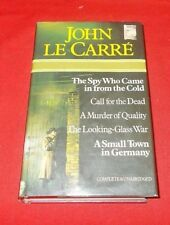 JOHN LE CARRE OMNIBUS  1979 1st Edition Thus 1st Printing  VG