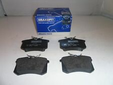 Peugeot 207 208 307 308 1007 Partner Rear Brake Pads Set 1988-On BRAKEFIT