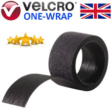 VELCRO® Double-Sided ONE-WRAP Hook & Loop Strapping Cable Tidy Straps 20mm 10mm