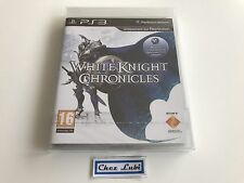 White Knight Chronicles - Sony PlayStation PS3 - FR - Neuf Sous Blister
