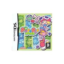 Nintendo DS Region Puyo pop Fever