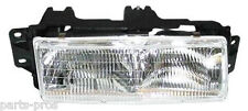 New Replacement Headlight Assembly RH / FOR 1991-96 OLDSMOBILE CUTLASS CIERA