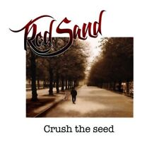 CD Red Sand - Crush the seed (brand new)