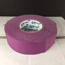"Pro-Gaff Gaffer Tape - 2"" x 60 yd. - PURPLE PG2-PU - Pro Tapes & Specialties"