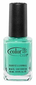Color Club Poptastic Neons Nail Polish, Age of Aquarius, Neon, Turquoise, .05...