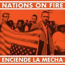 NATIONS ON FIRE Enciende La Mecha LP Reissue Hardcore punk N.O.F.