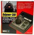 MRC Railpower 1300 Power Pack/Model Train Transformer for HO and N Gauge NEW