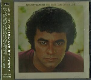 JOHNNY MATHIS - CD - The Best Days Of My Life (Expanded Bonus Tracks) Funky