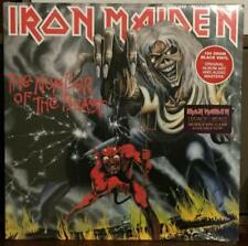 (METAL LP) IRON MAIDEN - THE NUMBER OF THE BEAST (NEW SEALED 180 GRAM)