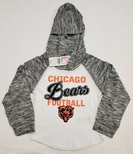 Chicago Bears Girls Lightweight Hoodie | Small (6/6X) | NWT