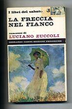 L.Zuccoli # LA FRECCIA NEL FIANCO # G.Casini 1965