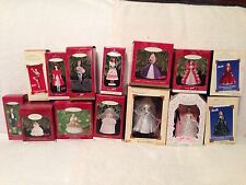 Hallmark Barbie Keepsake Ornaments ~ Lot of 14