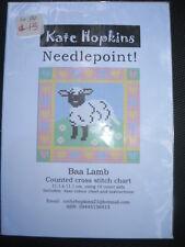 Counted Cross Stitch Chart Australian Design Baa Lamb Aida BNIP Fast Postage