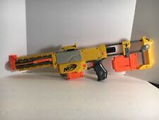 Nerf N-Strike CS-6 Recon near complete with stock barrel extension + clip WORKS