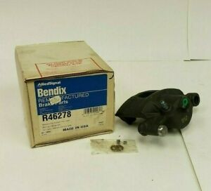 Bendix Disc Brake Caliper Front Left R46278 Reman 077-0515S 50-9059 SHIPS FREE