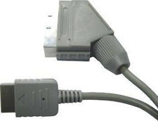 Sony Playstation PS2 PS1 SCART + RCA Cable NEW