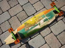 "*NEW* Sector 9 Bamboo Fernando 38"" Complete Cruiser Longboard Skateboard Nica"