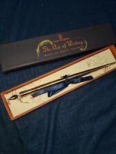 New Stuart Houghton Calligraphy Pen Art Of Writing Great Britian