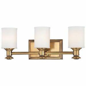 Minka Lavery 5173-249 3 Light Bathroom Vanity Light