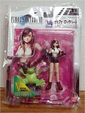 TIFA LOCKHART & TOAD Figure Final Fantasy VII 7 Extra Knights Bandai 1998 New