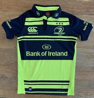 Leinster Rugby Union Jersey Canterbury Youth 12 Yrs