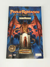 Pool of Radiance - Ruins of Myth Drannor - Game Manual ONLY - No game PC (GMG)