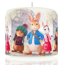 PETER RABBIT  LIGHT SHADE KIDS ROOM matches duvet set  NEW