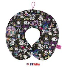 Tokidoki x Hello Kitty Neck Cushion Neck Travel Pillow: Tokidoki for Hello Kitty