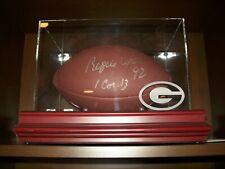 Reggie White Signed Football  Football HOF  Packers NFL Eagles Wilson NO RESERVE