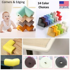 Child Baby Desk Table Corner Edge Strip Bar Safety Edging Foam Pad Cushion Guard