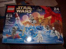 LEGO Star Wars - 2016 Advent Calendar - 75146 - New Sealed