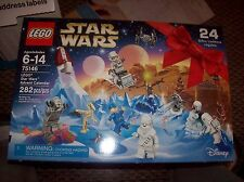 NEW LEGO Star Wars - 2016 Advent Calendar - 75146 - New Sealed
