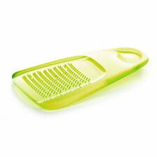 Dexam Mini Green Garlic Ginger Wasabi Grater Plastic Kitchen Tool Gadget Utensil