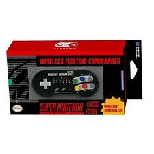NEW Hori Official SNES Super Nintendo Classic Mini Wireless Fighting Controller