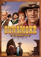 GUNSMOKE THE FOURTEENTH SEASON 14 VOLUME 1 New Sealed DVD 15 Episodes
