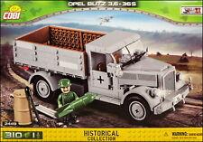 COBI Opel Blitz 3,6 - 36S (2449 A) - 310 elem. - WWII German military truck