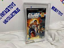 Hasbro GI Joe 1989 Tiger Force PSYCHE-OUT UK MOC MOSC!!! Sealed AFA 80
