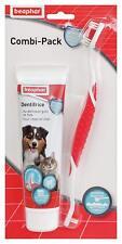 Beaphar pack dental pasta cepillo