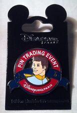 Disneyland Paris Pin - Pin Trading Event - Princesses Tea Time- Prince Charming