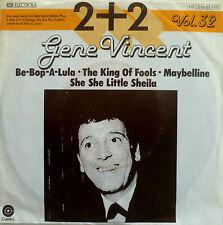 "7"" GENE VINCENT OLDIES 2+2 RARE (z.B. Maybelline ) M-?"