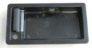 1996-2004 FORD ECONOLINE VAN REAR DOOR HANDLE LICENSE PLATE HOLDER FD3903A-TG